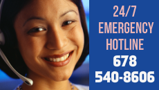 CRM Services 24/7 Emergency Hotline