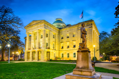 North Carolina Capitol - Raleigh