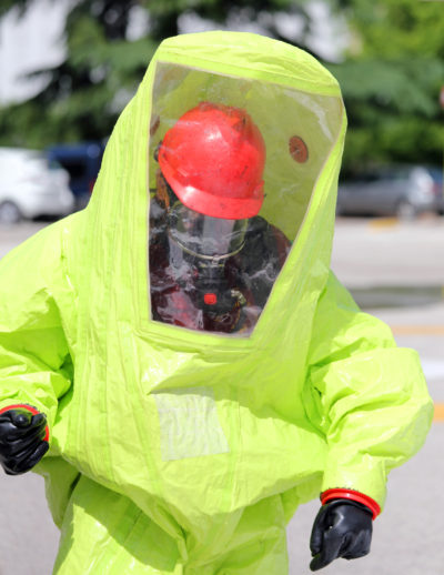 Asbestos Removal Protective Suit
